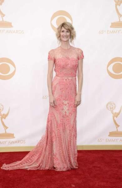 Enlightened : Laura Dern illumine le tapis rouge