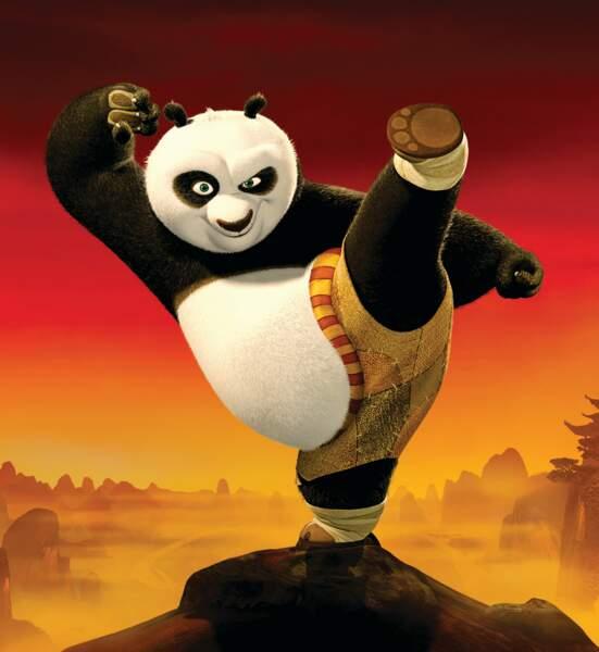 En VO, Po de Kung Fu Panda est doublé par Jack Black. En VF, par…