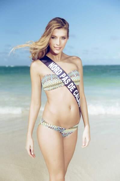 Miss Nord Pas de Calais : Camille Cerf