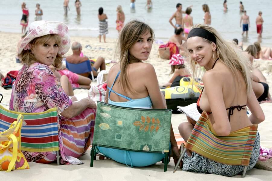 Camping (2006) : une belle brochette de vacancières !
