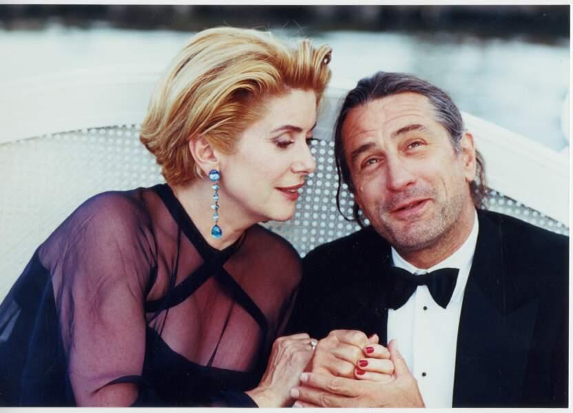 Les Cent et Une Nuits de Simon Cinéma d'Agnès Varda, avec Robert de Niro (1995)