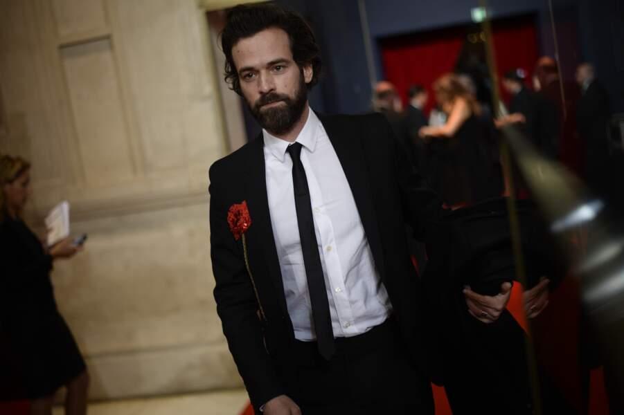 Romain Duris a vu le César du meilleur acteur lui échapper…