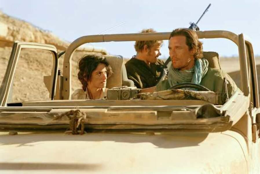 Dans ce film elle rencontre l'acteur Matthew McConaughey avec qui elle sort de 2005 à 2006