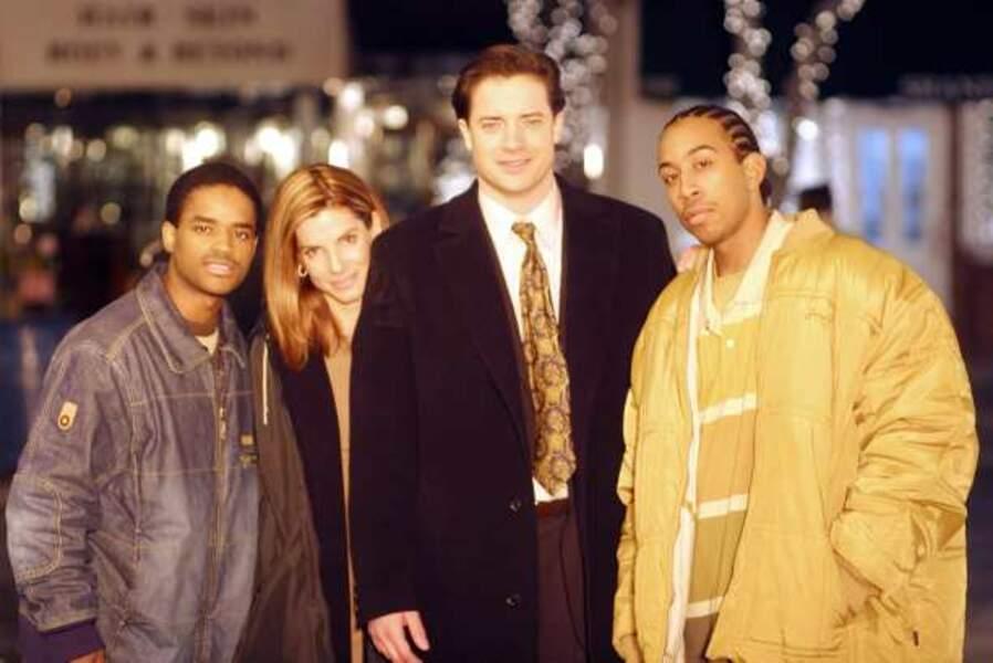 Collision (Paul Haggis, 2005) : avec Larenz Tate, Brendan Fraser et Ludacris