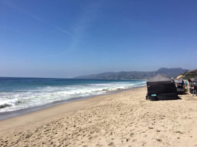 Travailler sur Scorpion pourrait ressembler à des vacances à la mer