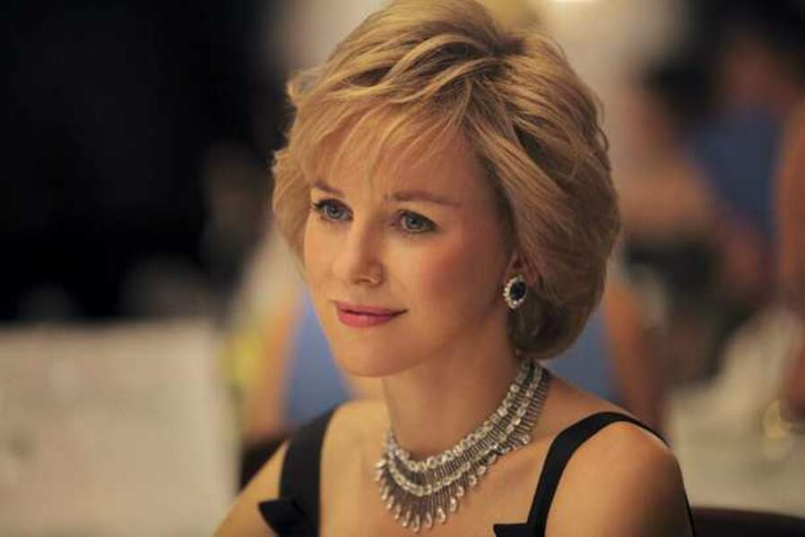 Naomi Watts prochaine Lady Di dans Diana (2013)