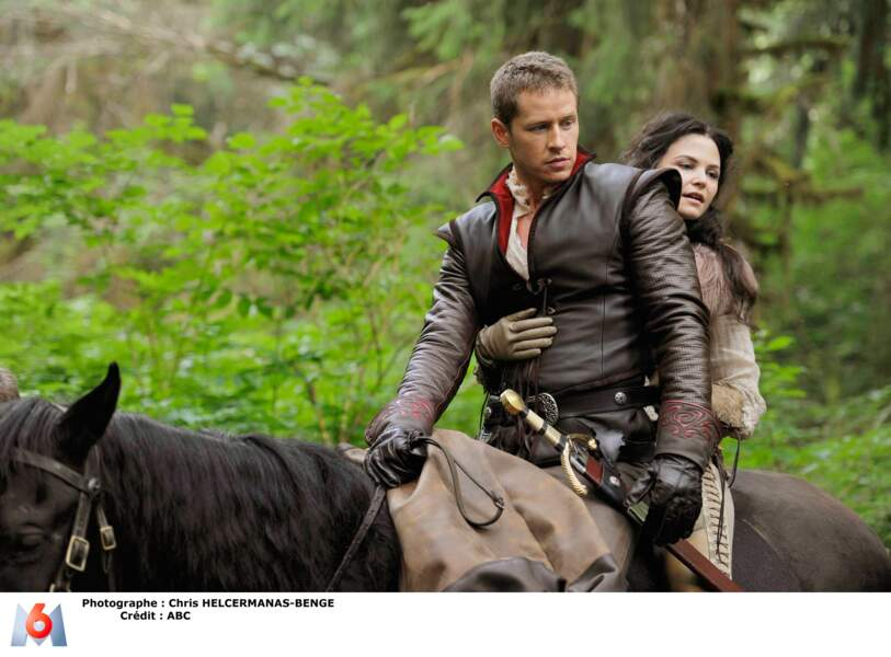 Blanche-Neige a trouvé son Prince Charmant
