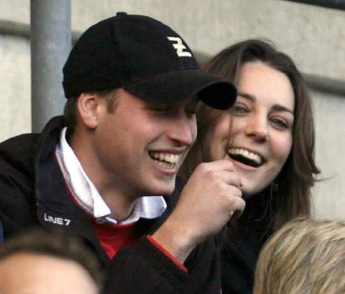 Un couple naturel et fan de rugby