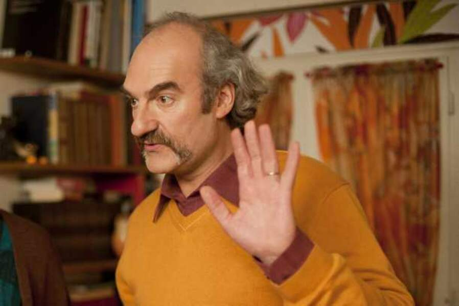Michel Vuillermoz, dans Camille redouble (Meilleur acteur dans un second rôle)