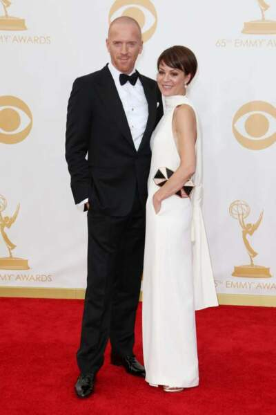 Damian Lewis et sa femme, l'actrice Helen McCrory