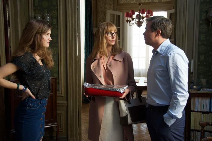 Belle fille de Claude Brasseur dans L'Etudiante et Monsieur Henry (2015)