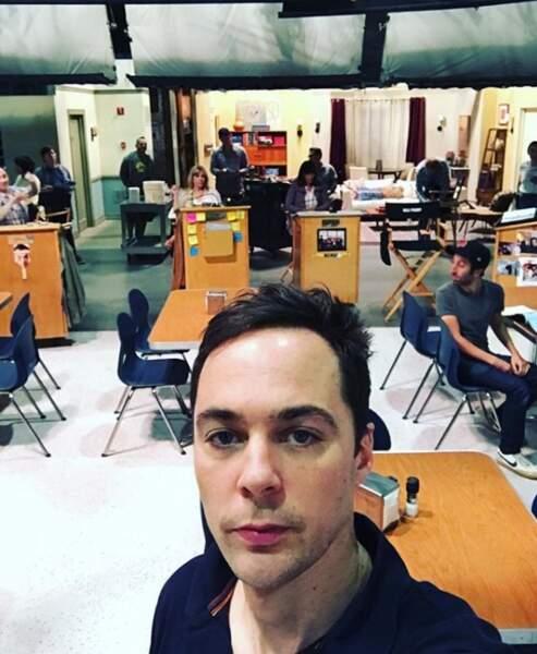 Jim Parsons inspire la joie de vivre en coulisses de Big Bang Theory...