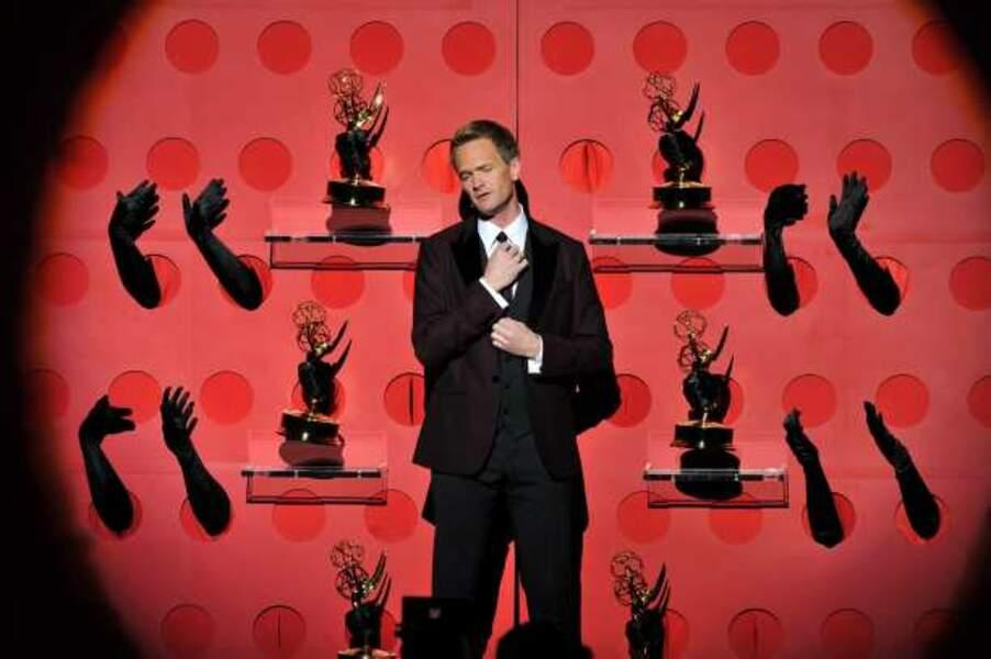 Neil Patrick Harris, présentateur et showman