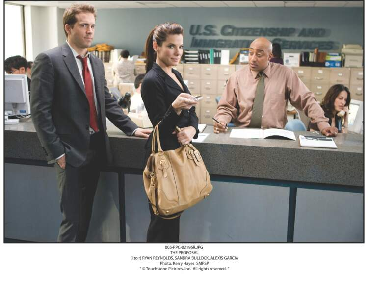 La Proposition (Anne Fletcher, 2009) : avec Ryan Reynolds