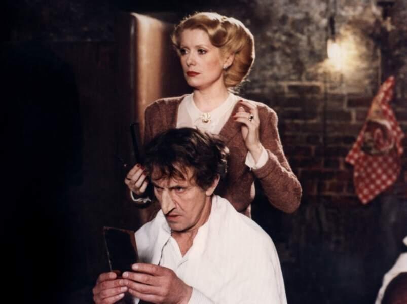 Le Dernier Métro de François Truffaut (1980), avec Heinz Bennent