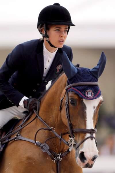 Que serait une princesse sans son cheval ?