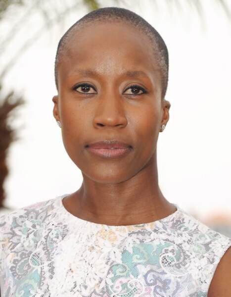 La chanteuse du Mali Rokia Traore