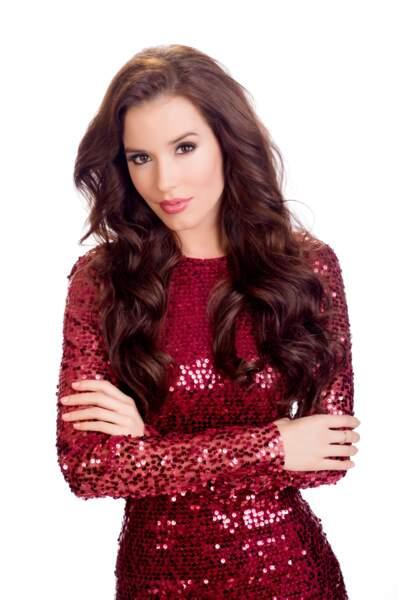 Henrietta Kelemen, Miss Hongrie 2014