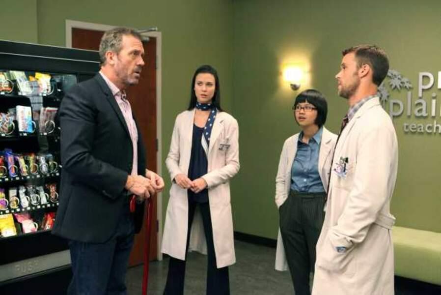 Dr House retrouve son équipe (saison 8)