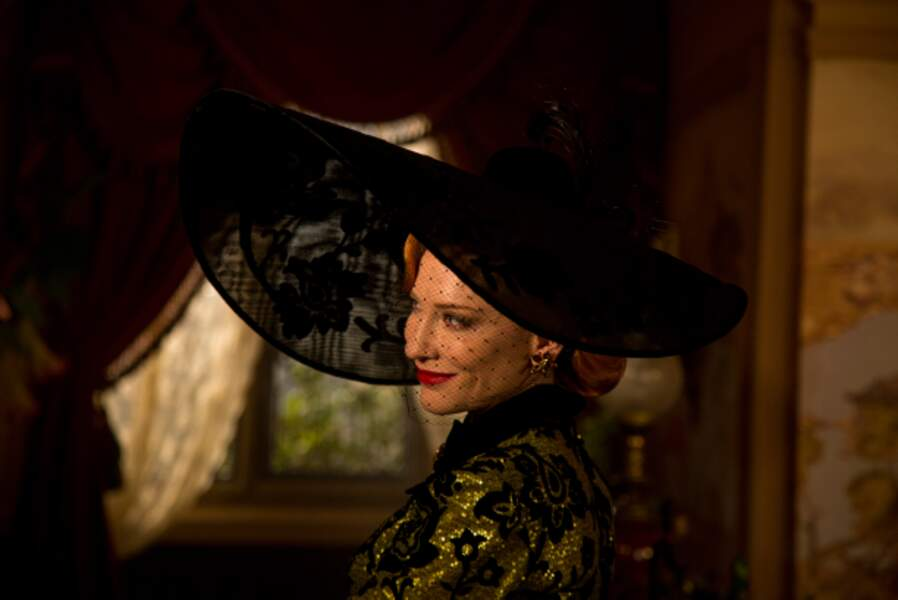 Cate Blanchett, terrible belle-mère de Cendrillon (2015)