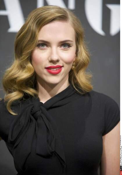 Scarlett devient rapidement une star hollywoodienne