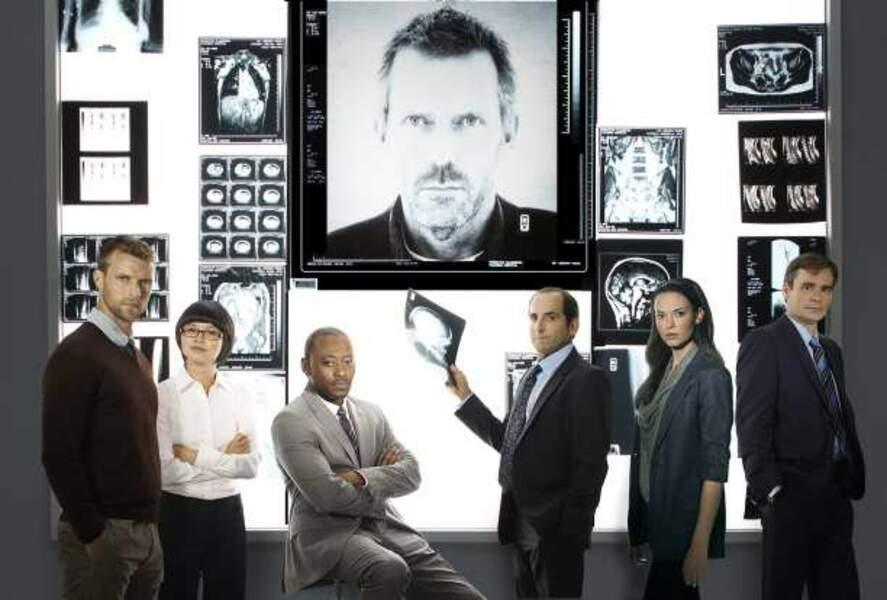 Dr House, radiographie d'un succès (saison 8)
