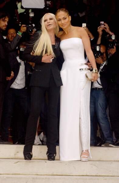 Jennifer Lopez, soutien