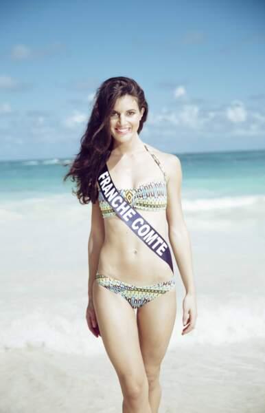 Miss Franche-Comté : Anne-Mathilde Cali
