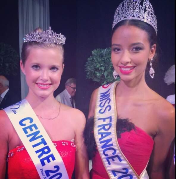 Amanda Xérès est Miss Centre 2014