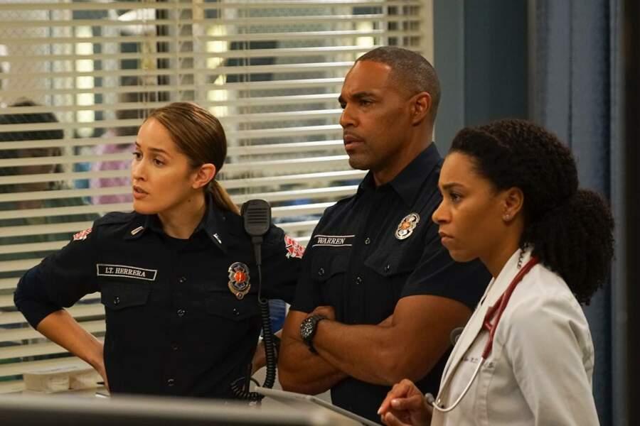 Il va y avoir un nouveau crossover entre Station 19 et Grey's Anatomy ! Yeah !!!