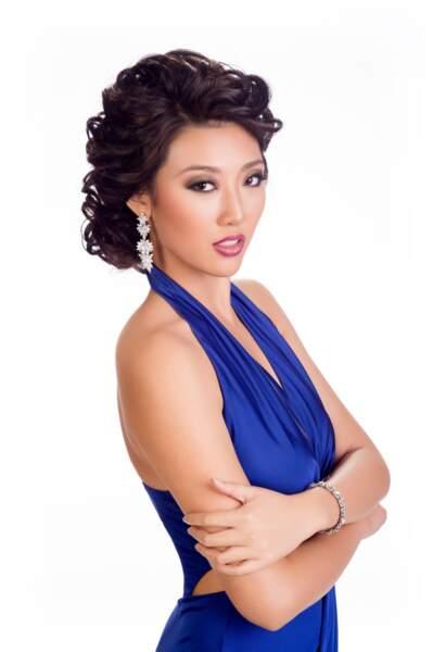 Yanliang Hu, Miss Chine 2014