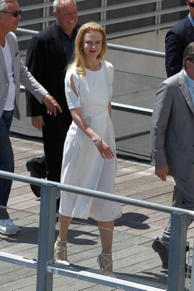 Nicole Kidman, reine de la Croisette