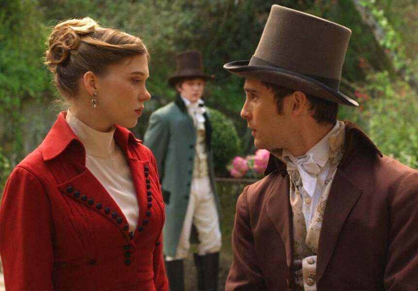 Costumes d'époque dans Mystères de Lisbonne (2010)