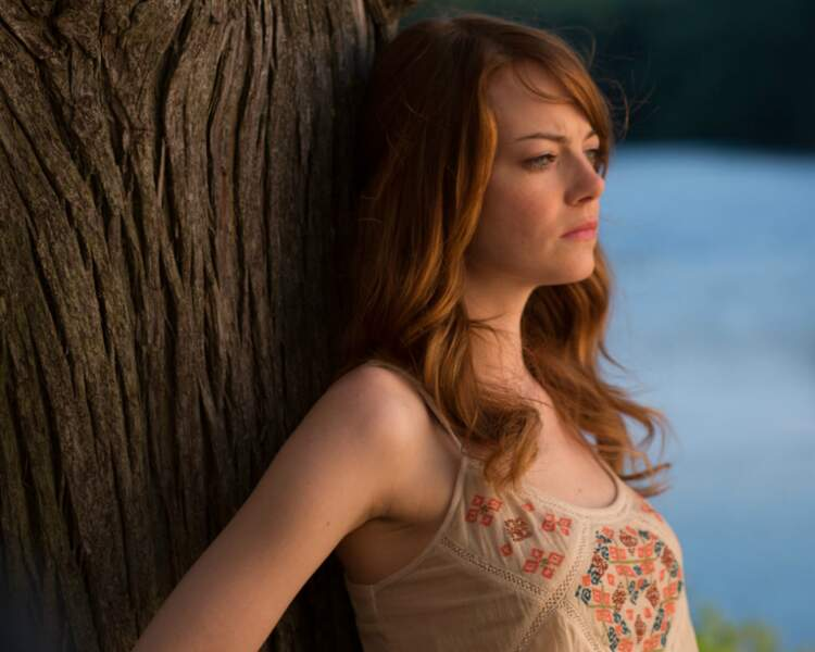 L'actrice retrouve Woody Allen dans L'Homme irrationnel (2015)