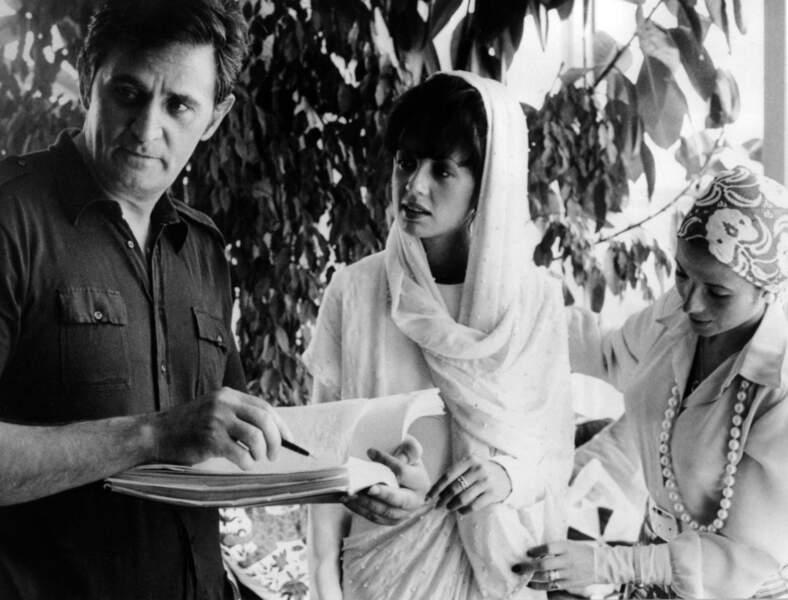 En 1973, Roger Hanin tourne son premier film Le Protecteur