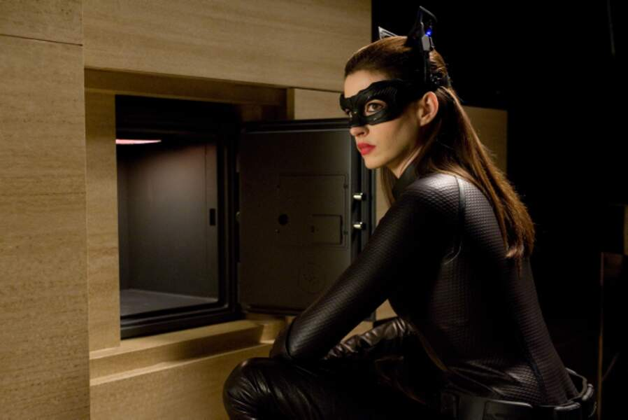 Catwoman sexy dans The Dark Knight rises (2012)