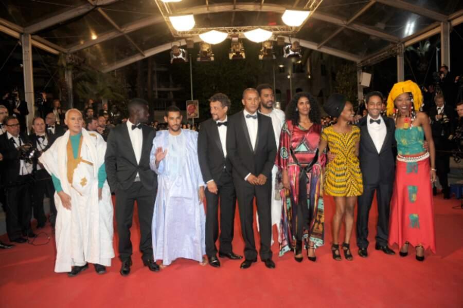 Très bel accueil pour le film Timbuktu
