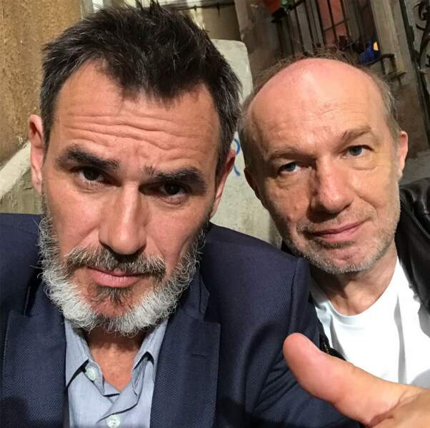 D'après Jérôme Bertin, ces deux-là ressemblent à un film de Clint Eastwood !