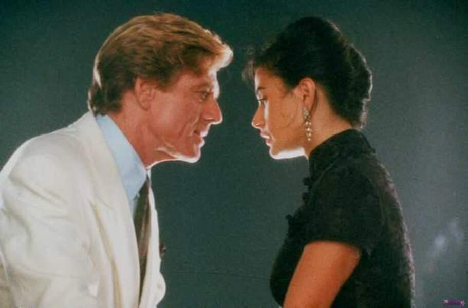 Proposition indécente, de Adrian Lyne (1992). Avec Demi Moore