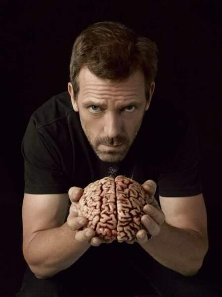 Le cerveau, l'organe le plus développé de Dr House