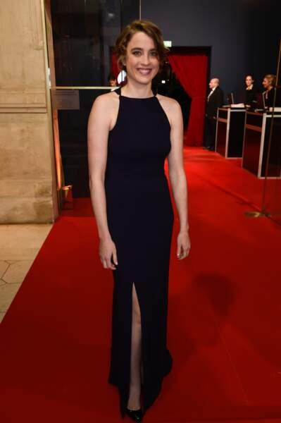 Adèle Haenel a obtenu le César de la meilleure acrtrice
