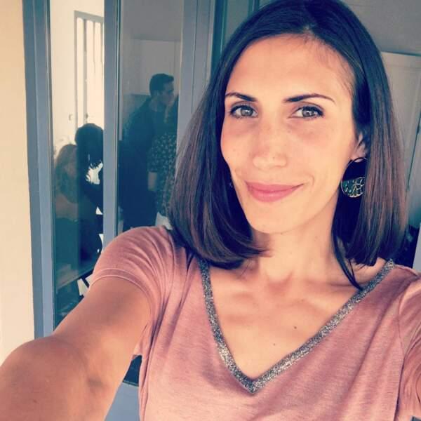 Marie Catrix est ravie d'être sur le tournage de Demain nous appartient à Sète…