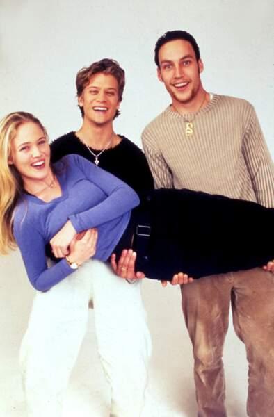 Le trio gagnant d'Hartley cœurs à vif