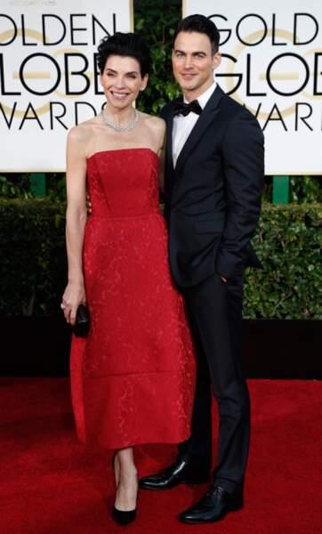 Julianna Margulies et son mari Keith Lieberthal