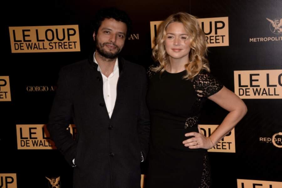 Virginie Efira et son compagnon Mabrouk El Mechri