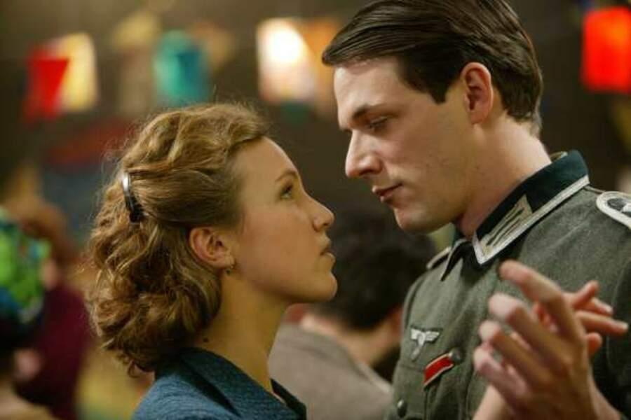Saison 3 : la liaison de Kurt, le soldat allemand, et Lucienne