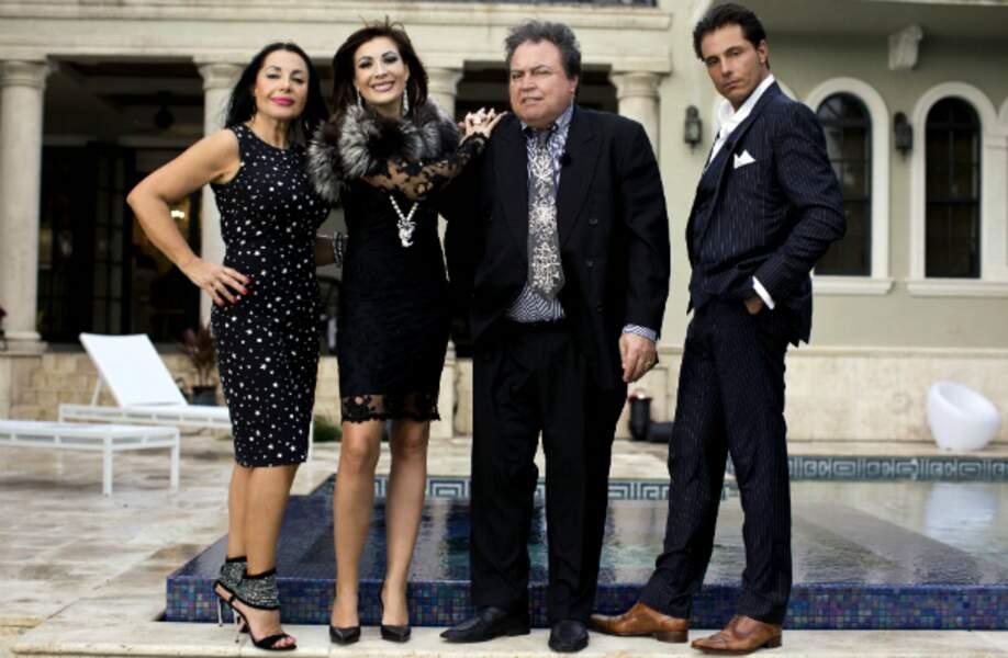 La famille de Giuseppe
