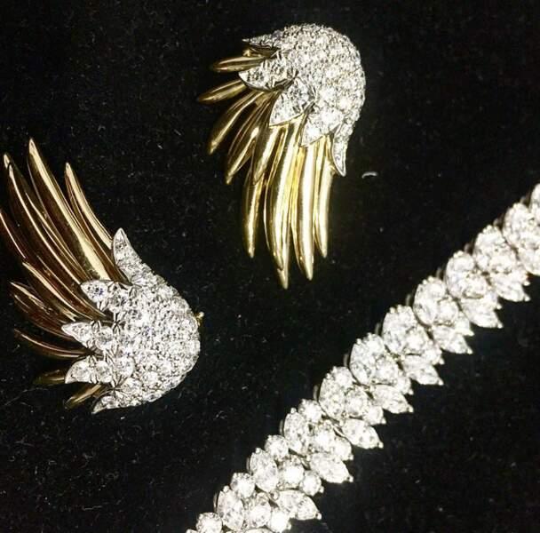 Ces bijoux-là, signés Scandal, coûtent légèrement plus cher : Kerry Washington pourrait les porter dans Scandal