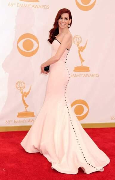 Carrie Preston, une Good Wife sur le tapis rouge