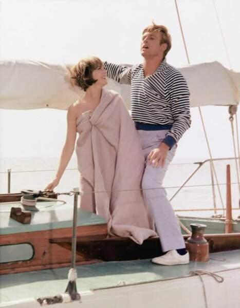 Daisy Clover de Robert Mulligan (1965). Avec Natalie Wood